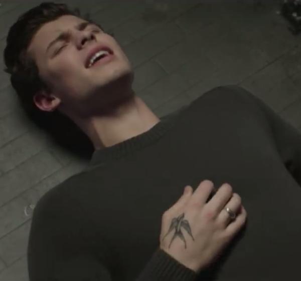 Shawn Mendes lança clipe dramático para a música In My Blood