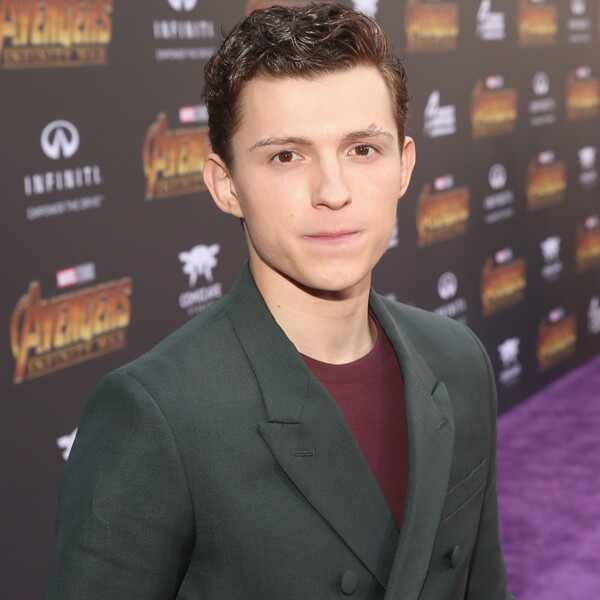 Tom Holland, Avengers: Infinity War Premiere