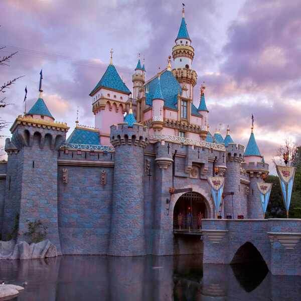 Disneyland, Sleeping Beauty Castle
