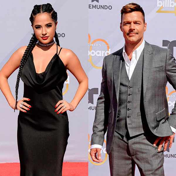 Ricky Martin, Becky G, 2018 Billboard Latin Music Awards
