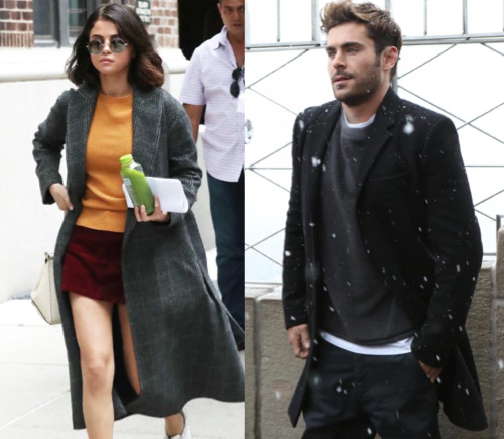 Esto demostraría que Selena Gomez muere por Zac Efron