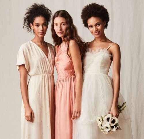 H&M, coleção festa de casamento