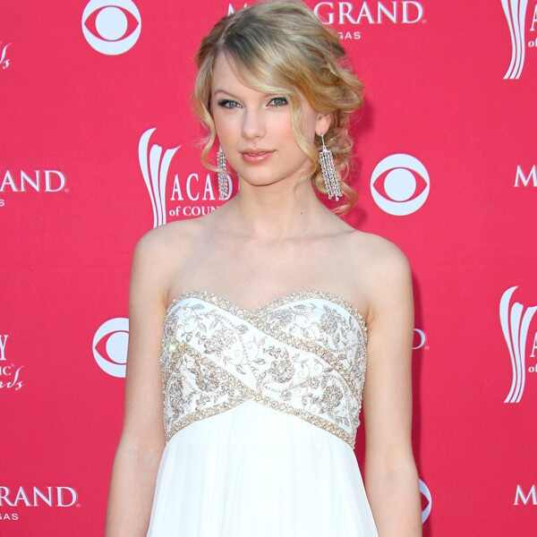Taylor Swift, 2008 ACM Awards