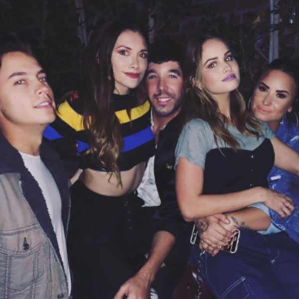Demi Lovato, Cole Sprouse, Alyson Stoner, Disney Channel, reunion