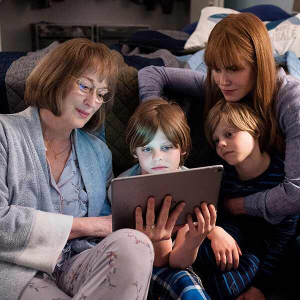 Big Little Lies, Meryl Streep