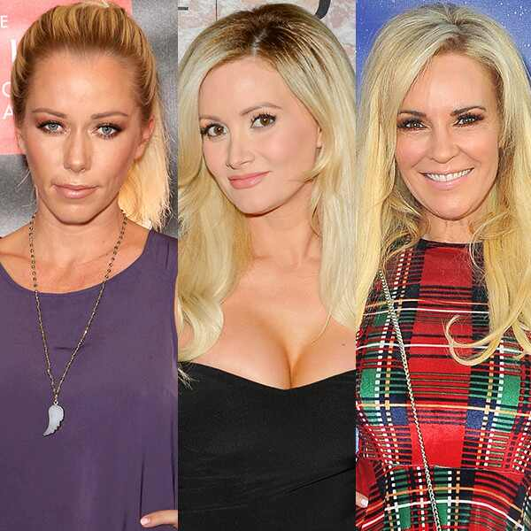 Kendra Wilkinson, Holly Madison, Bridget Marquardt