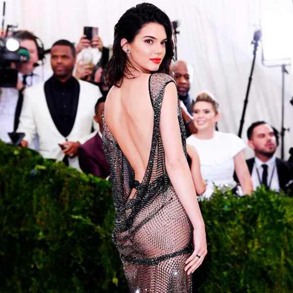ESC: Kendall Jenner, Met Gala 2017, Controversial