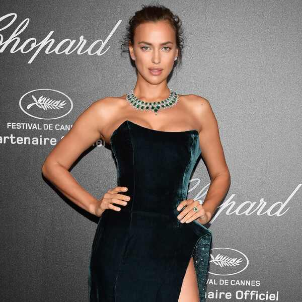 Irina Shayk, Chopard party, 2018 Cannes Film Festival