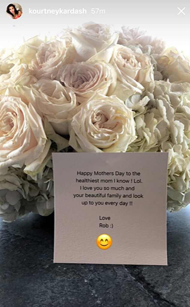 Kourtney Kardashian, Mother
