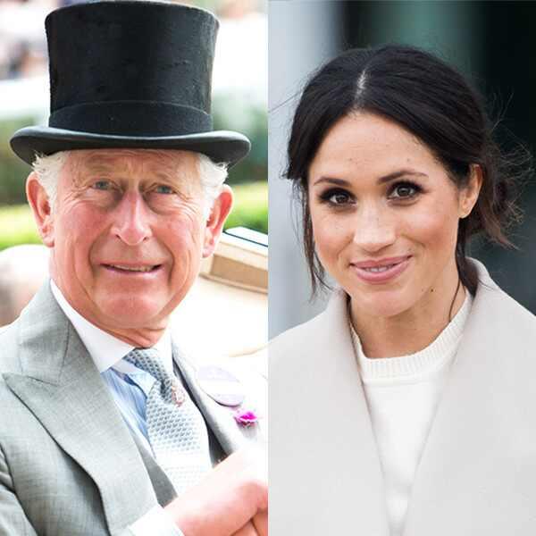 Prince Charles, Meghan Markle