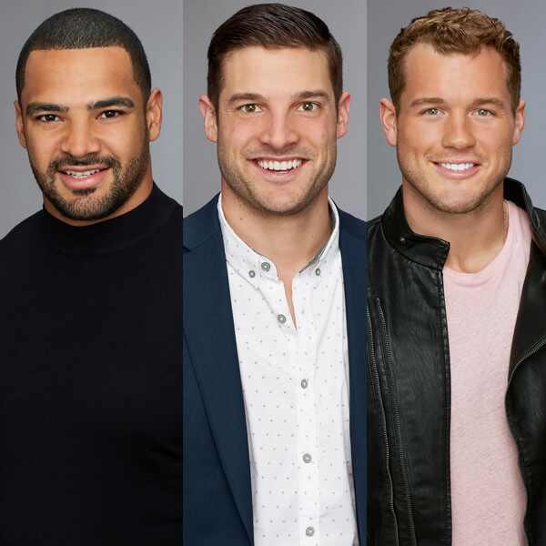 CLAY, GARRETT, COLTON, Bachelorette, Becca