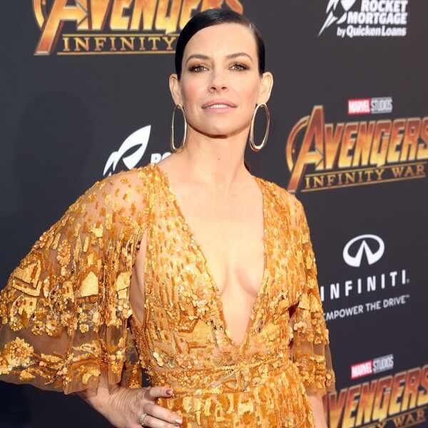 Evangeline Lilly, Avengers: Infinity War Premiere