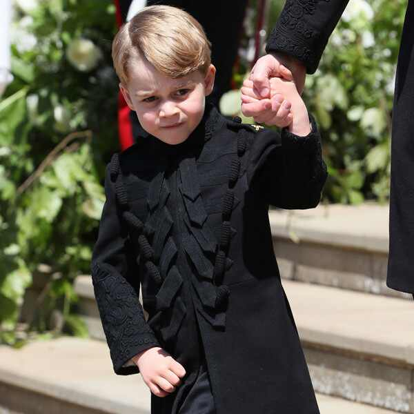 Prince George, Royal Wedding
