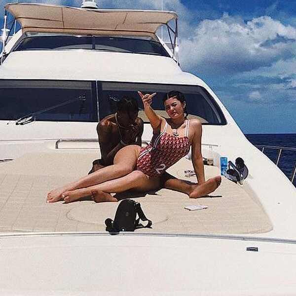 Kylie Jenner: os momentos mais fofos da socialite com a filha Stormi