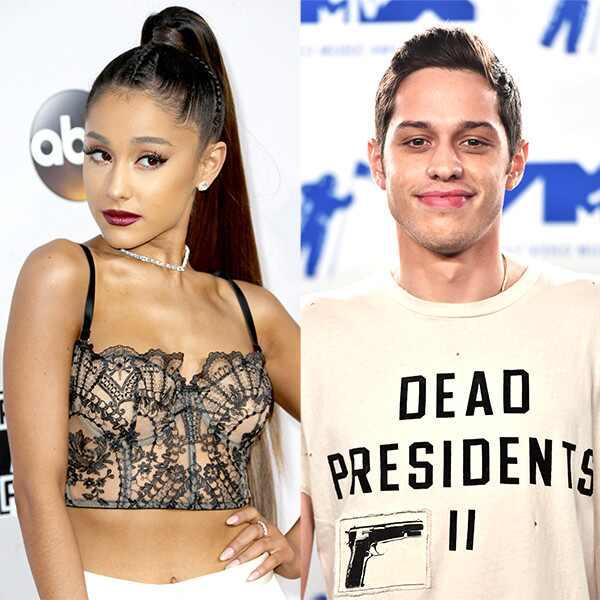 Ariana Grande & Pete Davidson: Romance Rewind