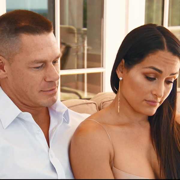 Nikki Bella, John Cena
