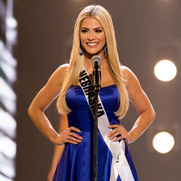 Miss Nebraska, 2018 Miss USA preliminary competition
