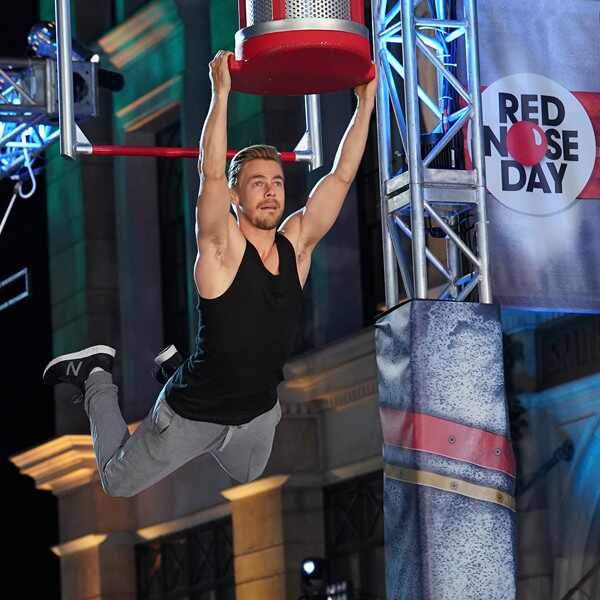 Derek Hough, Red Nose Day