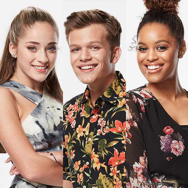 The Voice, Season 14, Brynn Cartelli, Kyla Jade, Spensha Baker, Britton Buchanan