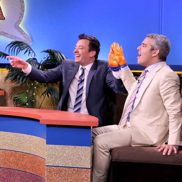 Andy Cohen, Jimmy Fallon