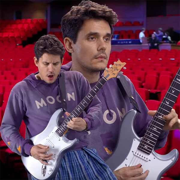 John Mayer, New Light