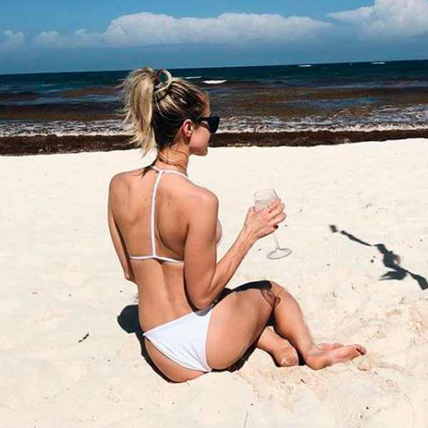 Kristin Cavallari, Bathing Suit, Mexico