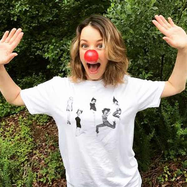 Rachel McAdams, Red Nose Day 2018