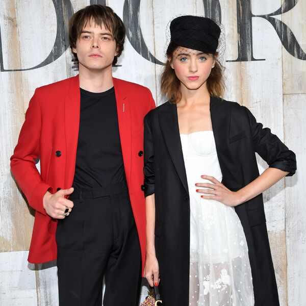 Charlie Heaton, Natalia Dyer, Christian Dior Couture S/S19 Cruise Collection
