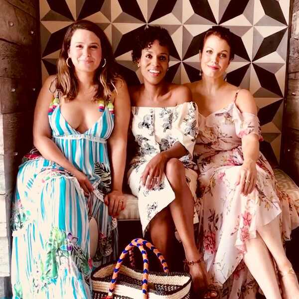 Kerry Washington, Bellamy Young, Katie Lowes