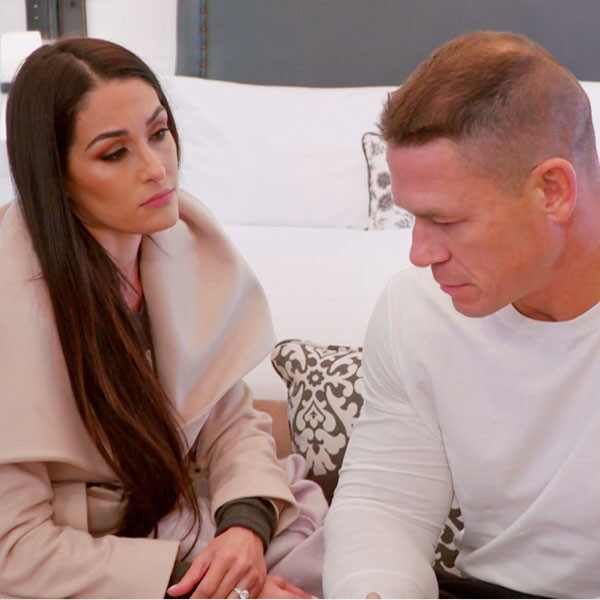 Nikki Bella, John Cena, Total Bellas 303