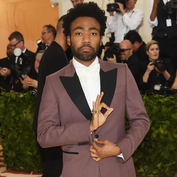 Donald Glover, 2018 Met Gala, Red Carpet Fashions
