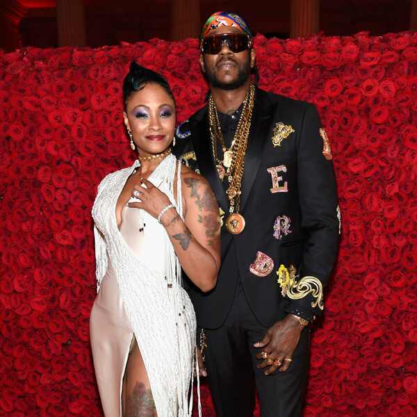 2 Chainz, Met Gala, 2018, Couples