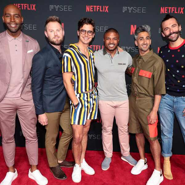 Queer Eye, AJ Brown
