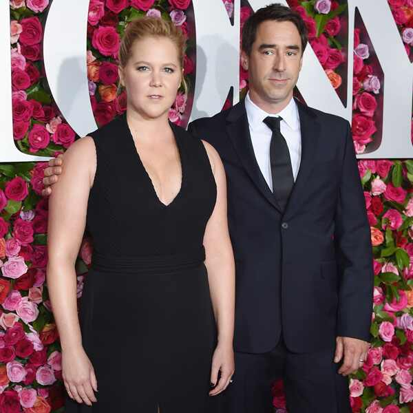 Amy Schumer, Chris Fischer, 2018 Tony Awards