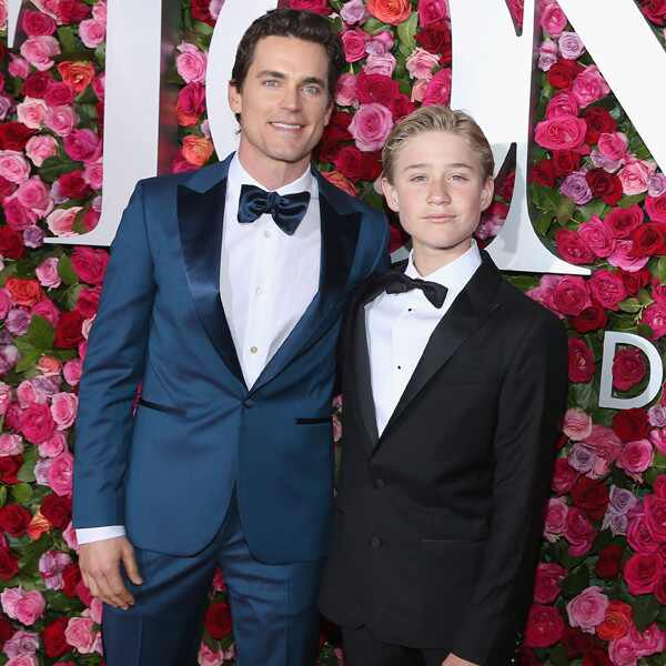 Matt Bomer, Kit Halls, 2018 Tony Awards
