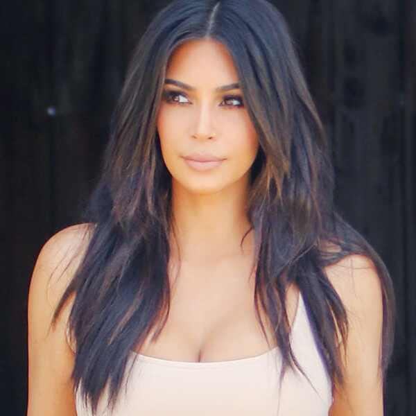 ESC: Celebrity Wigs, Kim Kardashian