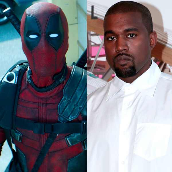 Ryan Reynolds, Deadpool 2, Kanye West