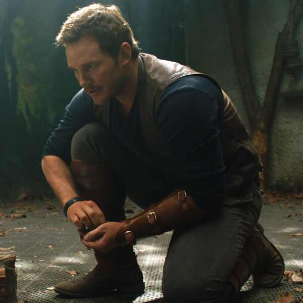 Chris Pratt, Jurassic World: Fallen Kingdom