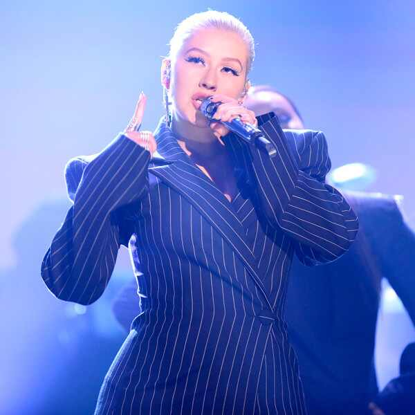 Christina Aguilera, The Tonight Show Starring Jimmy Fallon