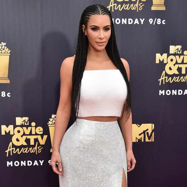 Kim Kardashian, 2018 MTV Movie & TV Awards, Arrivals