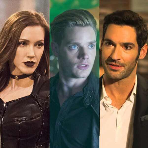 Katie Cassidy, Dominic Sherwood, Madalaine Petsch, Tom Ellis