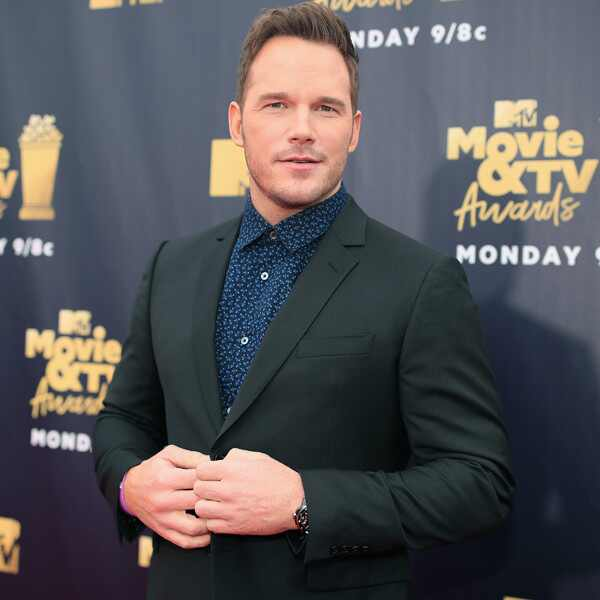 Chris Pratt, 2018 MTV Movie and TV Awards