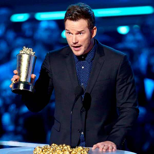 Chris Pratt, 2018 MTV Movie & TV Awards