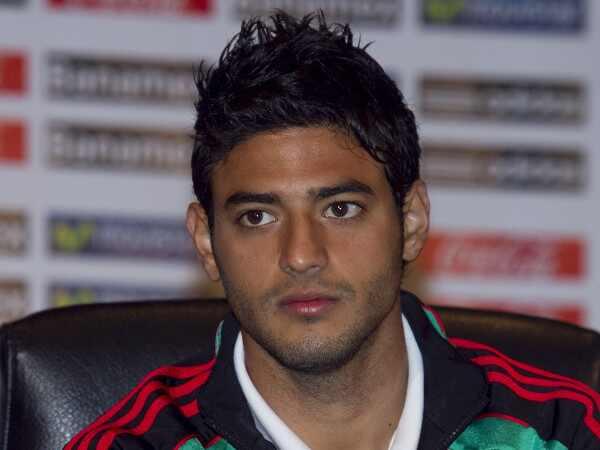 Carlos Vela, Selección Mexicana
