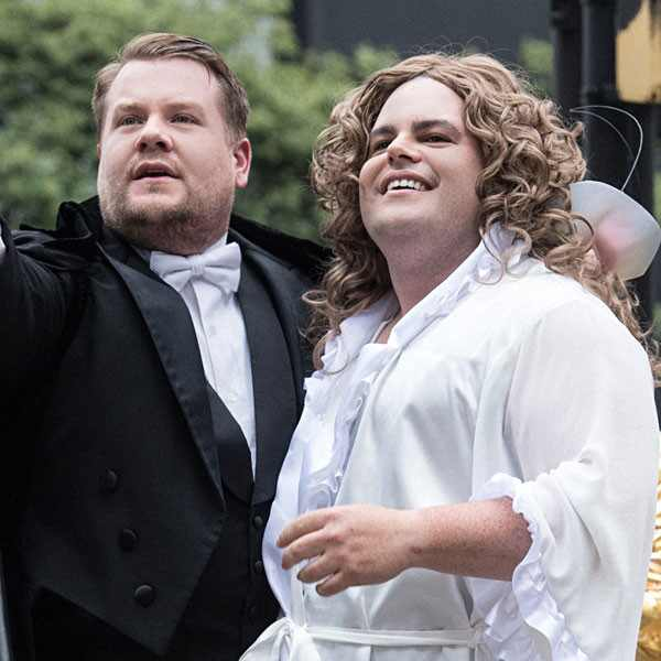 James Corden, Josh Gad, Crosswalk the Musical