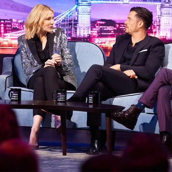 Orlando Bloom, Cate Blanchett