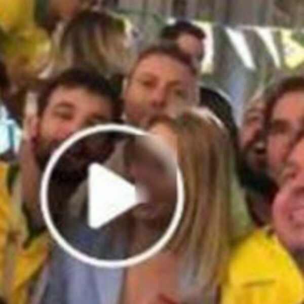 Torcedores brasileiros, assédio