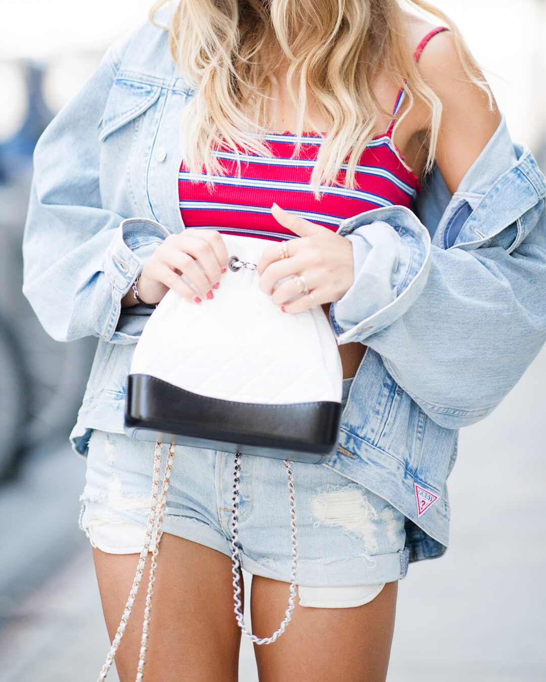 Girls Little Big Kids BF Long Jeans Cotton Denim Bib Overalls Dark Blue Long 140 18July08-21
