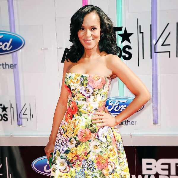 ESC: Kerry Washington, BET AWARDS