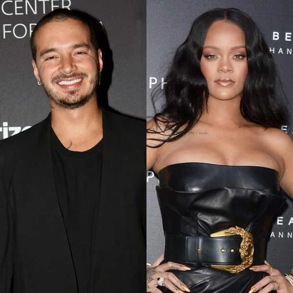 J Balvin, Rihanna